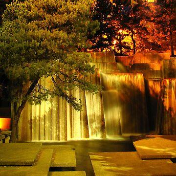 Forecourt Fountain by DALock