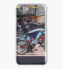 Waiting to Ride iPhone Case/Skin