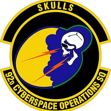 92nd Cyberspace Operations Squadron by Quatrosales