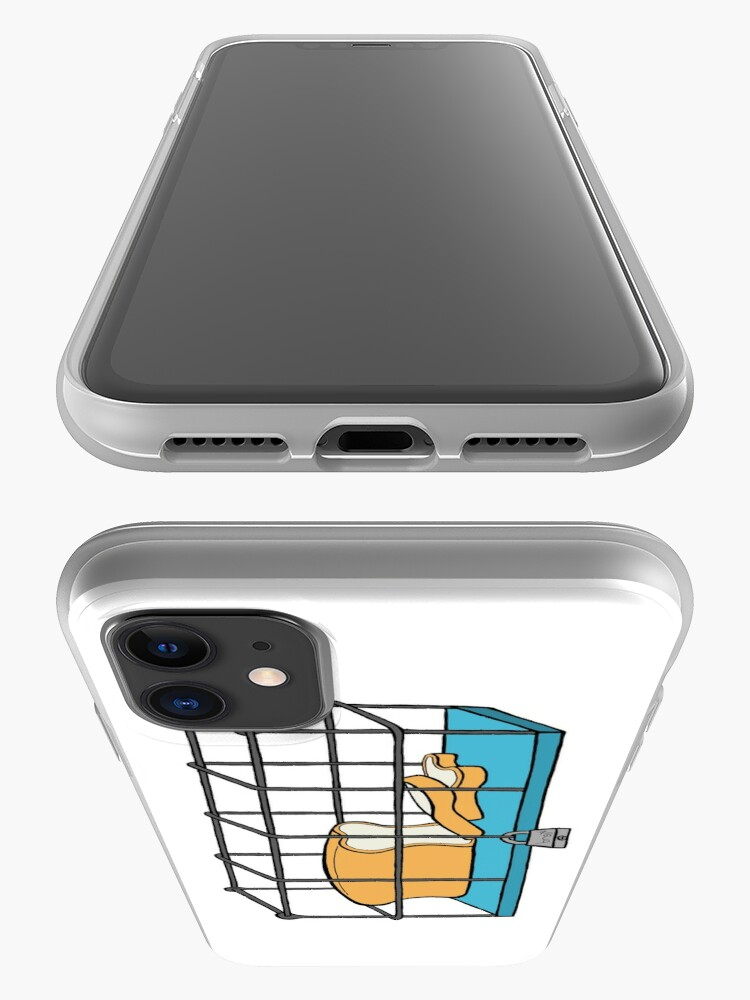 Alternate view of Bread in Captivity iPhone Case & Cover