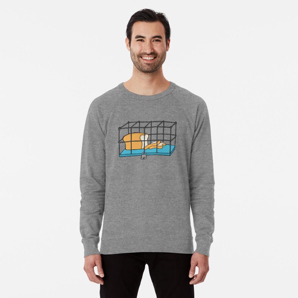 Bread in Captivity Lightweight Sweatshirt