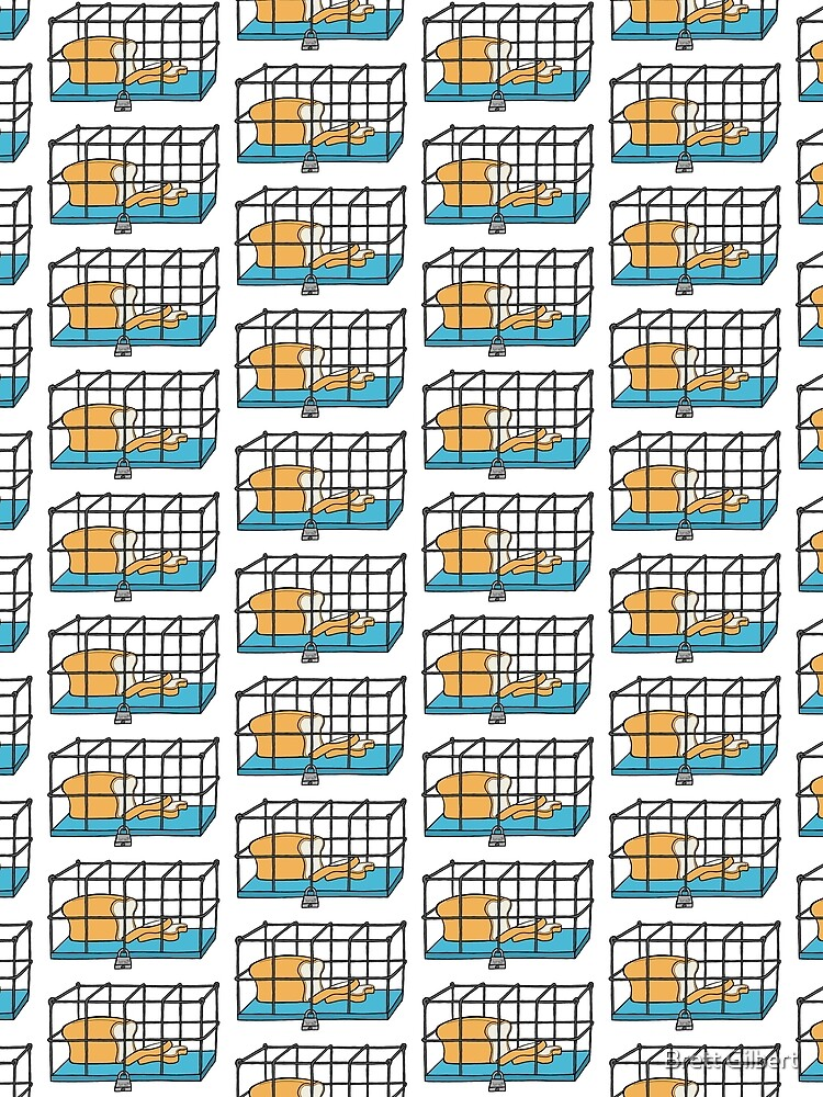 Bread in Captivity by bgilbert