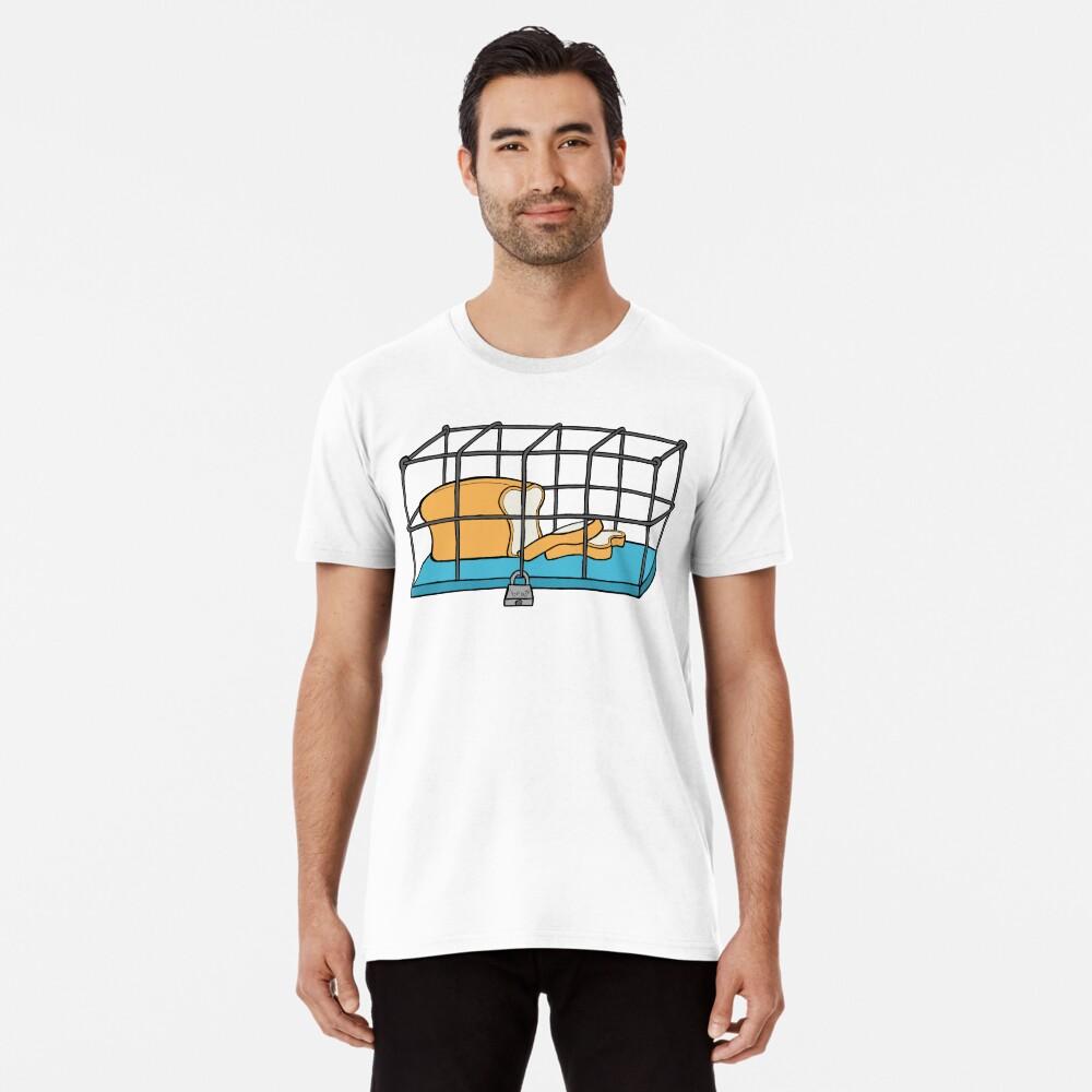 Bread in Captivity Premium T-Shirt