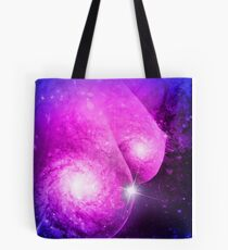 Heavenly Breasts Tote Bag