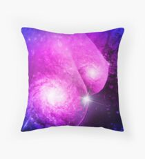 Heavenly Breasts Throw Pillow