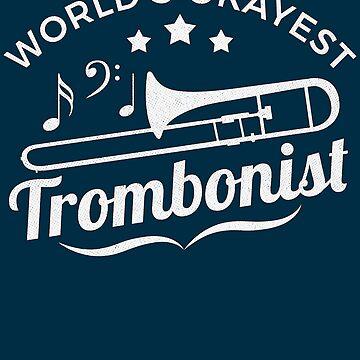 Trombone Player World's Okayest Trombonist by pbng80