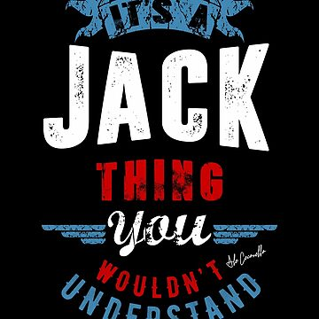 Jack Tees by ceconellochris