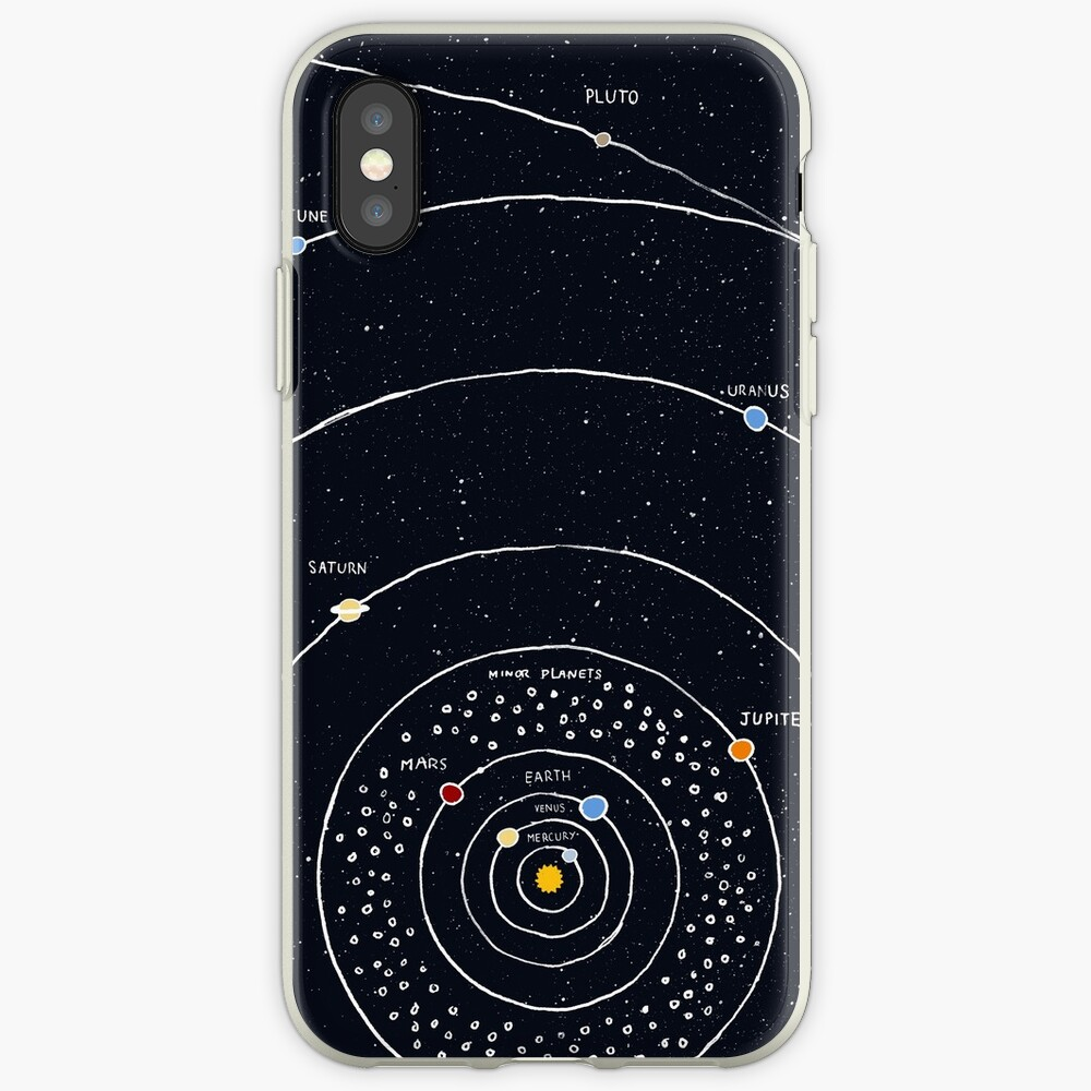 Solar System iPhone Cases & Covers