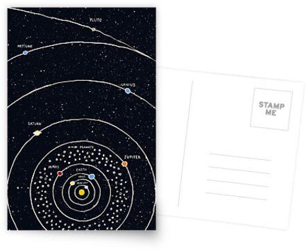 «Sistema solar» de lintho