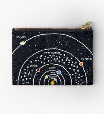 Sonnensystem Täschchen