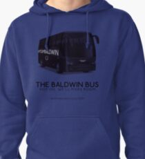 The Baldwin Bus Pullover Hoodie