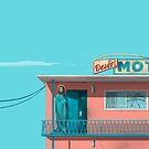 Motel Jesus by Liis Roden