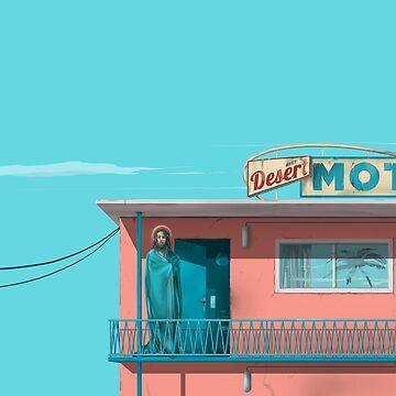 Motel Jesus by 7115