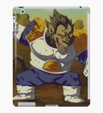 Ozaru Vegeta iPad Case/Skin