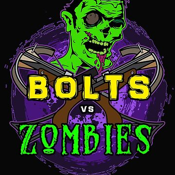 Bolts VS Zombies by schnibschnab