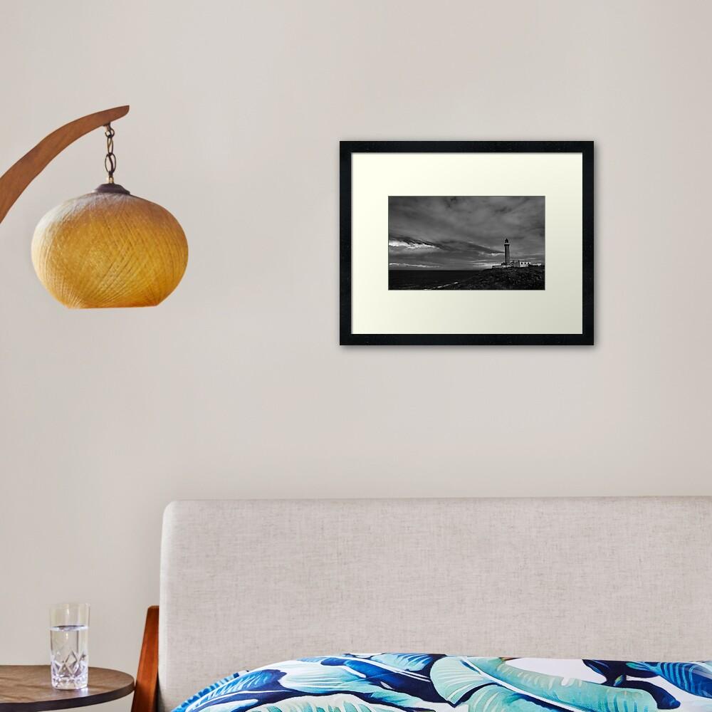 Ardnamurchan Framed Art Print