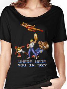 Rage in 1992 Women's Relaxed Fit T-Shirt