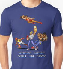 Rage in 1992 Unisex T-Shirt