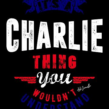 Charlie Tees by ceconellochris