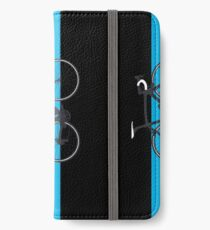 Bike Team Sky (Big - Highlight) iPhone Wallet/Case/Skin