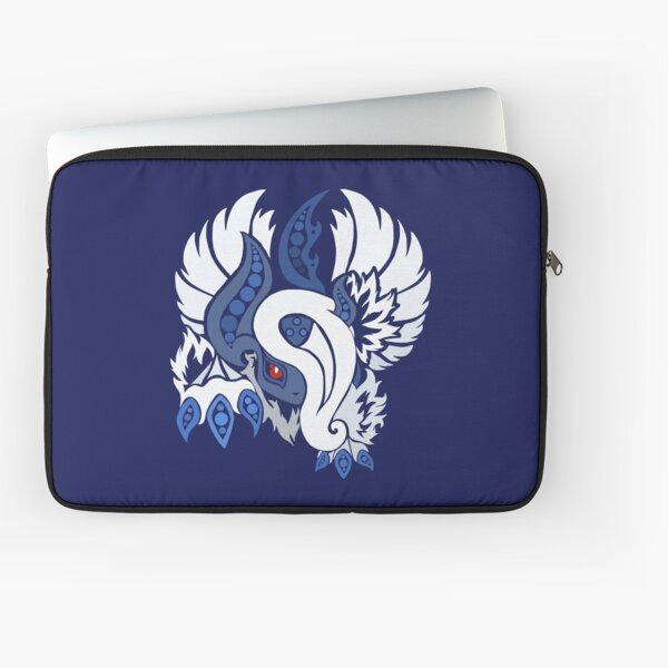 Mega Absol - Yin and Yang Evolved! Laptop Sleeve