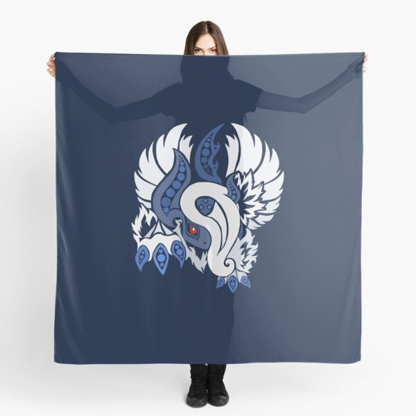 Mega Absol - Yin and Yang Evolved! Scarf
