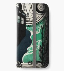 Dr. Whouveau  iPhone Wallet/Case/Skin