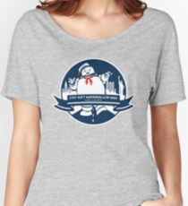 STAY PUFT NYC Women's Relaxed Fit T-Shirt
