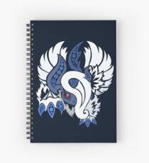 Mega Absol - Yin and Yang Evolved! Spiral Notebook