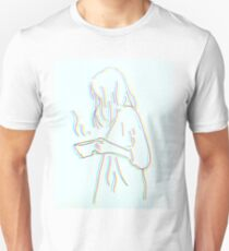 Morning Dissociation Unisex T-Shirt