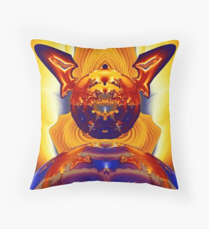 WATCHBIRD Throw Pillow
