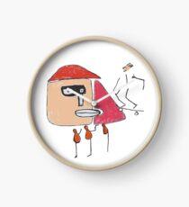 Ein Gangster, ein Skater und drei Einbeinige Uhr