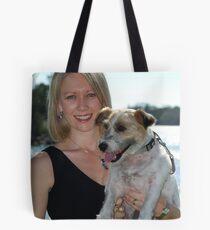 Me 'n' my dog Tote Bag