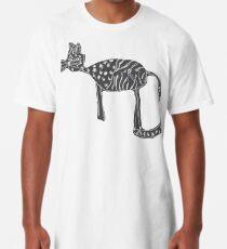 Katzen Liebe Longshirt