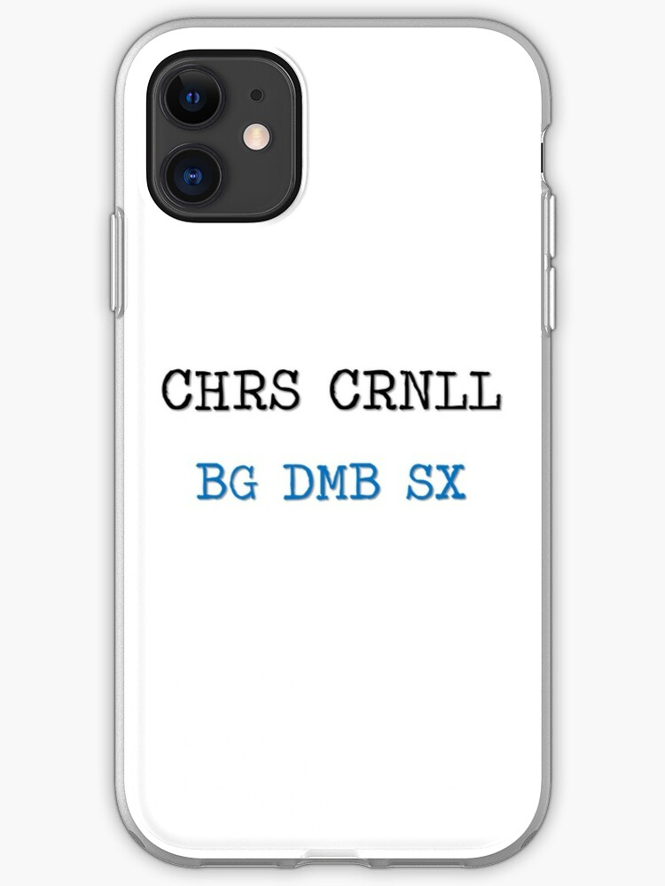 DMB Galaxy iphone case