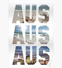 AUS AUS AUS Poster