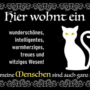 For cat owners families. No matter which breed: The cat is the queen in the house. by qwerdenker