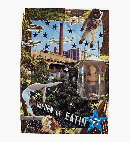 Garden of Eatin' Photographic Print