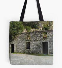 Ruin at the Gap of Dunloe - Killarney, Kerry, Ireland Tote Bag