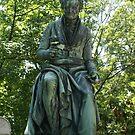 Pere Lachaise, Paris, memorial to Vivant Denon by BronReid