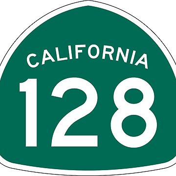 California State Route 128 by Joeybab3