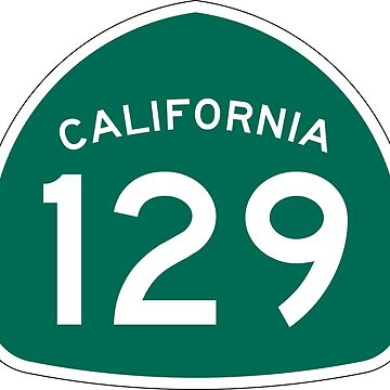 California State Route 129 by Joeybab3