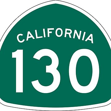 California State Route 130 by Joeybab3
