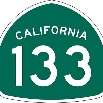 California State Route 133 by Joeybab3