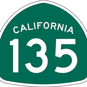 California State Route 135 by Joeybab3