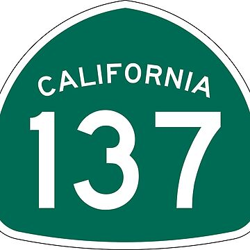 California State Route 137 by Joeybab3