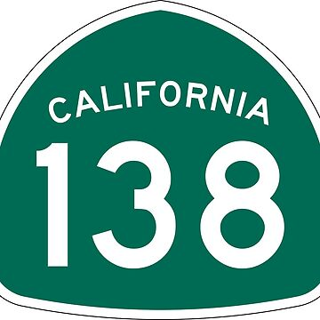 California State Route 138 by Joeybab3