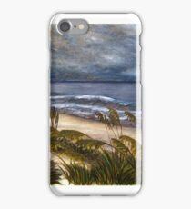Into Grey Sky Morning iPhone Case/Skin