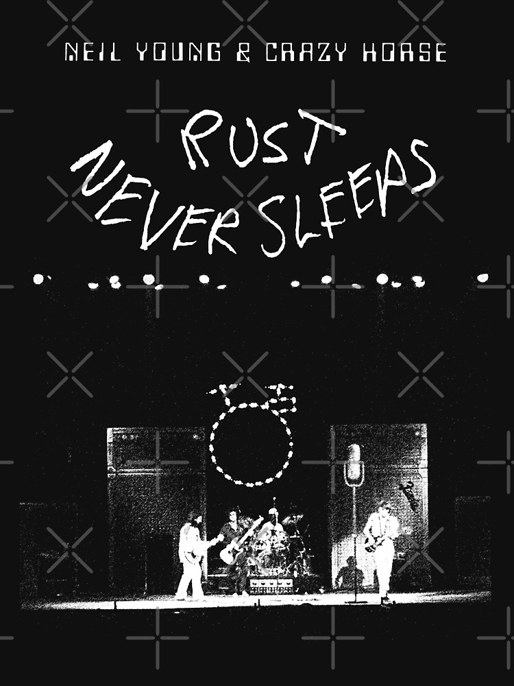 Neil Young-Rust never Sleeps-Music,Folk,Rock-Guitar-Grunge by carlosafmarques