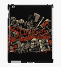 Scoobies iPad Case/Skin